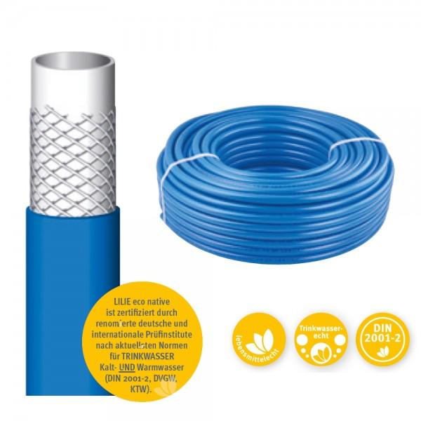 LILIE eco native 10x15mm, Kaltwasser Preis pro Meter min Abnahme 50 m
