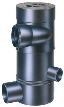 WISY Filter WFF 150 inkl. Verlängerung Maschenweite 0,44 mm frachtfrei