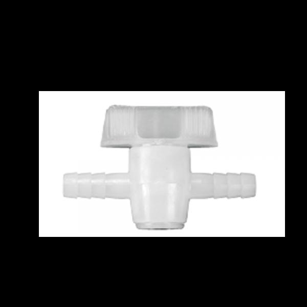 Absperrventil PP/ PE 12mm