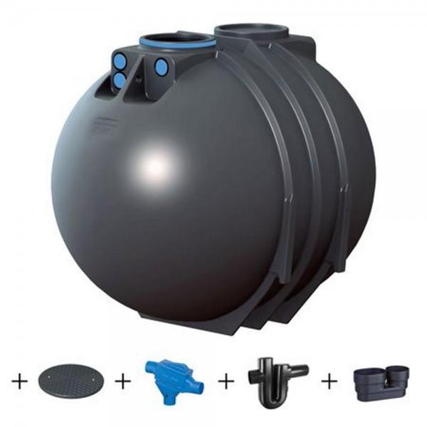 Erdtank BlueLine II 7600 Liter PROFI
