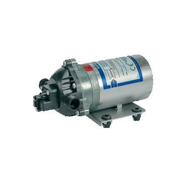 Druckpumpe 12V 6,5 l/min Bypass Dauerlauf