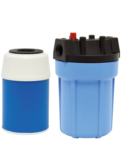 biolit-Filteranlage RKC 50 komplett mit Kombifilter 10mm-Anschlusshüllen