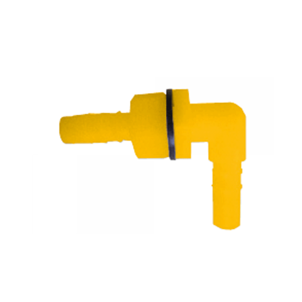 Winkel-Schottverschraubung 10mm