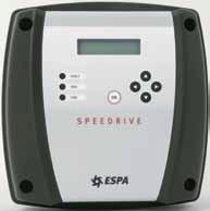 ESPA Speedrive M2 Frequenzreglung für konstanten Wasserdruck frachtfrei