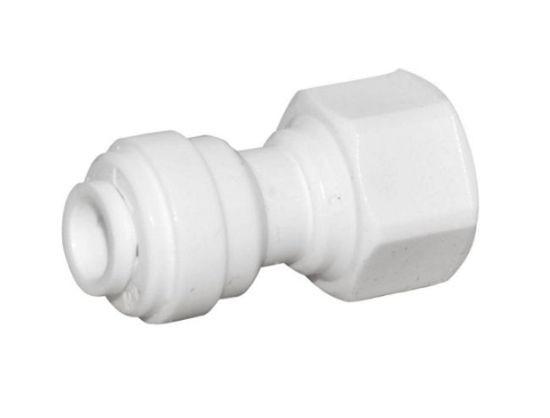 Adapteranschlussstück 1/4'tubex1/2'NPT Adapter fitting QC tube x FIP