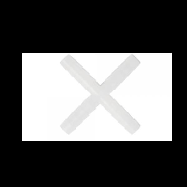 Kreuz-Verbinder PP 12mm