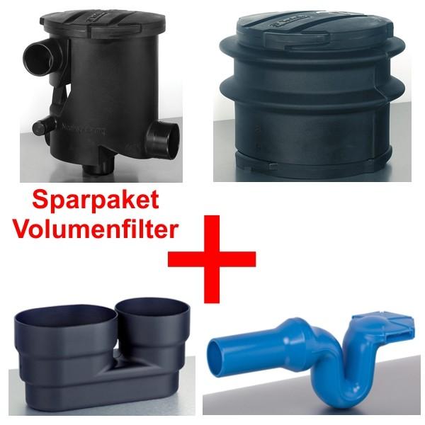 3P Spar-Set Volumenfilter VF1 Combi frachtfrei