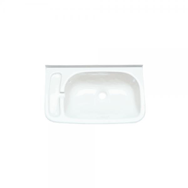 Waschbecken 460 x 295mm weiß