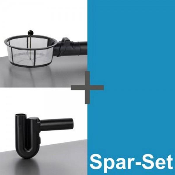 3P Spar-Set FLT (Flachtankfilter, Überlaufsiphon)