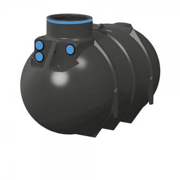 Erdtank BlueLine II 2600 Liter SOLO ohneDeckel - besonders stabil robust -