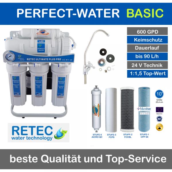 Osmoseanlage Basic Edition