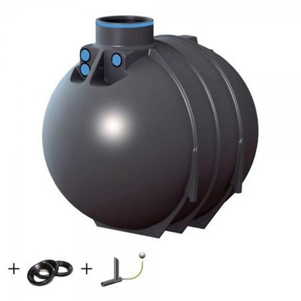 Retentionsspeicher BlueLine 5200 liter mit Drossel