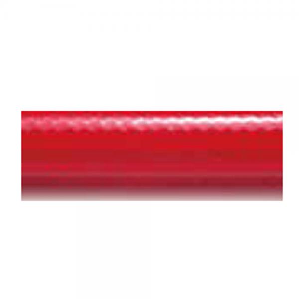 Heißwasser-Druckschlauch rot 10 x 3mm VPE 50m