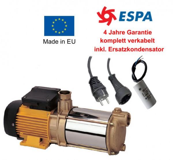 ESPA Aspri 15-4 B ohne Pumpensteuerung mit Ersatzkondensator frachtfrei
