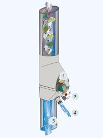 """7x 10/""""  Sedimentfilter Wasserfilter Brunnen Vorfilter Osmose 20 Mikron"""
