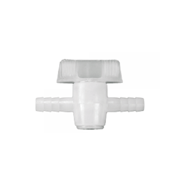 Absperrventil PP/ PE 10mm