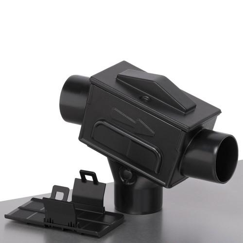 3P Greenlinefilter P mit Kunststoff- Filtereinsatz Höhenversatz 66 mm