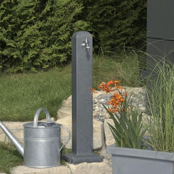 3P Wasserzapfstelle Poller Black Granit frachtfrei