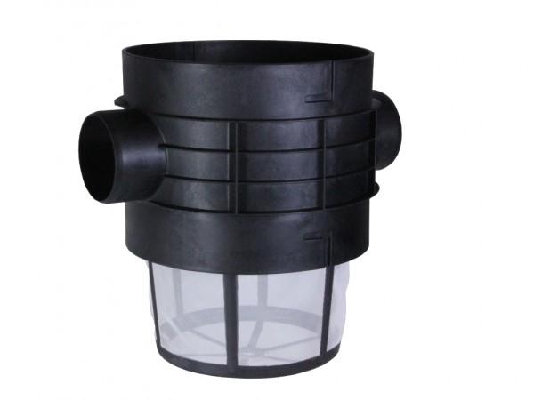 PLURAFIT Filter mit Filterkorb