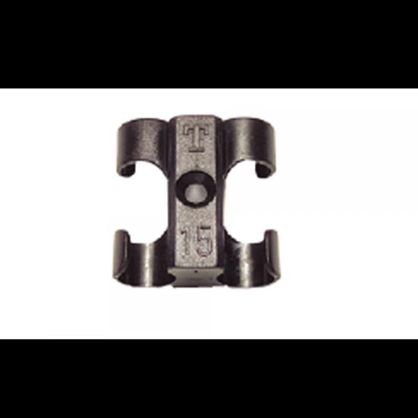 Befestigungselement T-Clip 14-18mm