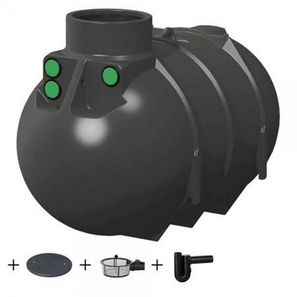 Regenwassertank 2600 Liter GARTEN TOP ANGEBOT