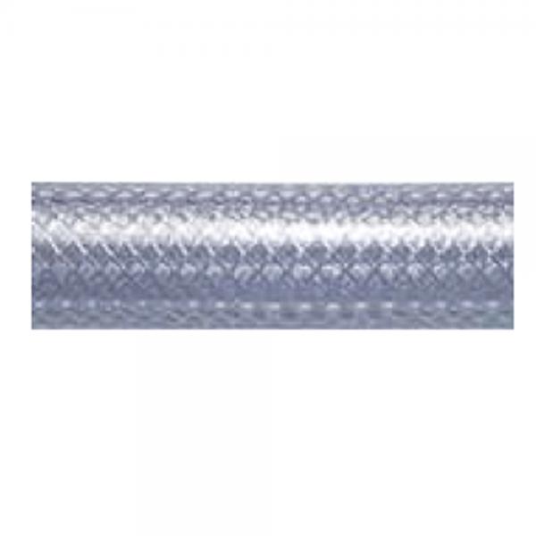 Heißwasser-Druckschlauch klar 125 x 3mm VPE 50m
