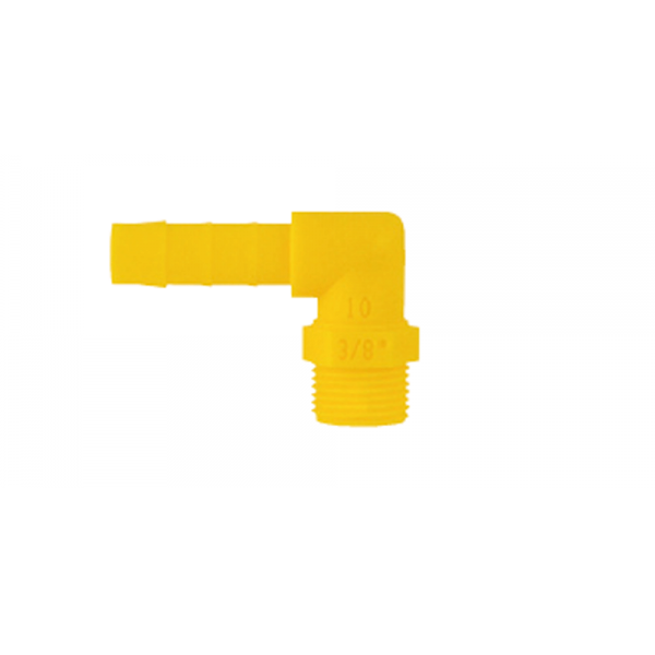 Winkel-Einschraubtülle 1/2'' x 12 mm