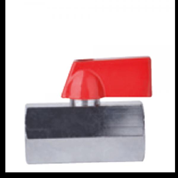 Messing-Kugelhahn 1/2 Zoll I für 12mm