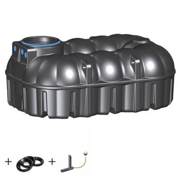 Regenspeicher Retention NEO 7100 liter inkl. Drossel