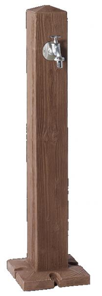 Wood Wasser-Zapfsäule darkwood