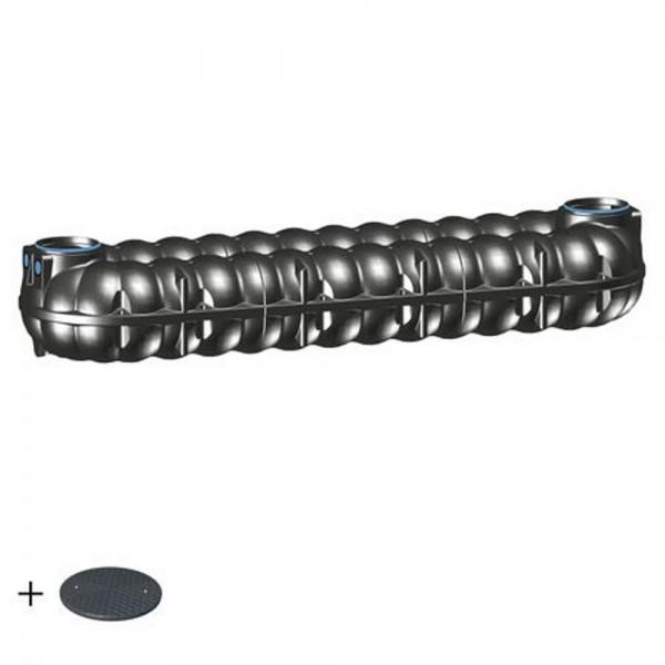 Regenspeicher NEO 13000 Liter BASIC inkl. Deckel