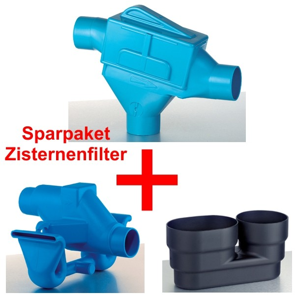 3P Spar-Set Zisternenfilter (ZF) frachtfrei