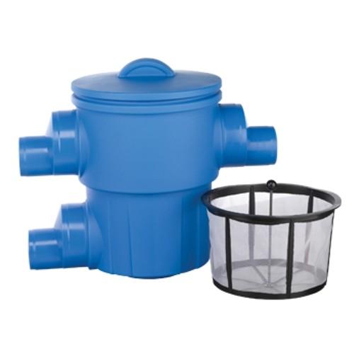 3P Gartenfilter XL DN 125 / DN 200 für Betonschacht frachtfrei